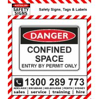 Confined Space Signs & Access