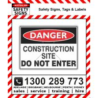 Construction Signs & Labels