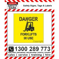 Forklift Signs & Access Signs