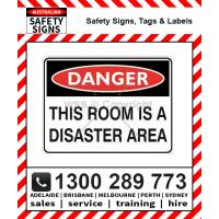 Fun Signs & Labels