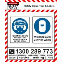 Mandatory Signs & Labels