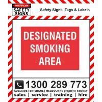 Smoking Signs & Access