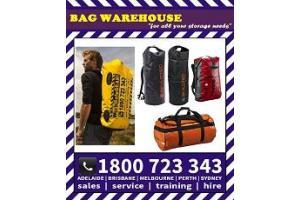 Waterproof, Water Resistant Bags