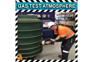 Gas Test Atmospheres