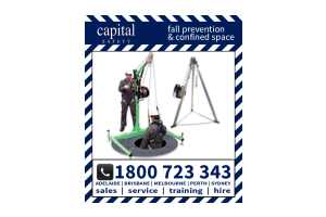 Capital Safety Davits and Tripods