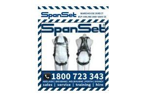 SpanSet Safety Harnesses