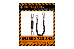 Skylotec Shock Absorbing Lanyards