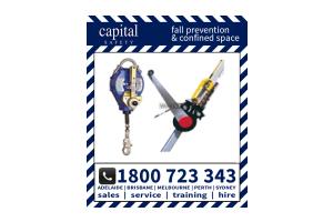 Capital Safety SRLS/Blocks