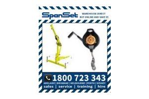 SpanSet Confined Space and Rescue