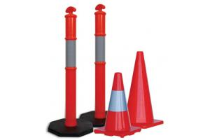 Barriers & Road Safety Cones