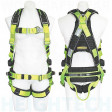 Spanset 1100 WaterWorks ERGO MINERS Full Body Height Safety Harness Water Works