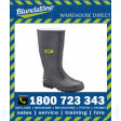 Blundstone Style 025 Grey Waterproof Safety Gumboot Chemical, Oil and Acid Resistant