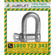 Commercial Dee Shackle 1500kg 22mm (501022)