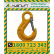 Austlift Sling hook Eye10mm G80TypeSE WLL 3.2T