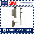 DBI Sala Stainless Steel Weld On Fixed Pole/Tower Safety System (LS-W-SS)