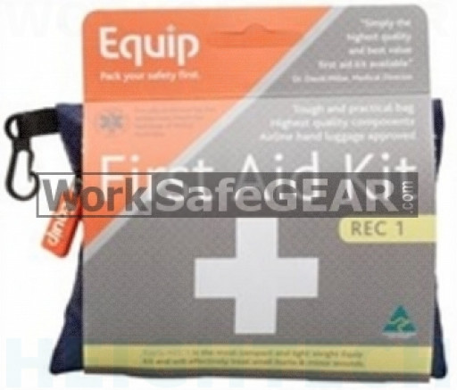 Rec 1 Wilderness First Aid Kit (MK EQ AR100 WSG)