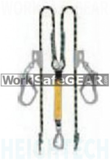 SE Lanyard comes with TAK each end