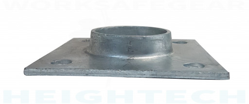 150x150mm Base Plate to suit SP28 (BS150)