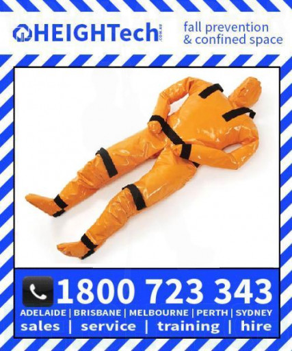 Ferno F.R.E.D (Ferno Rescue Emergency Device) Rescue Manikin Dummy - Unfilled (HTFE FRED-ADULT-UF)