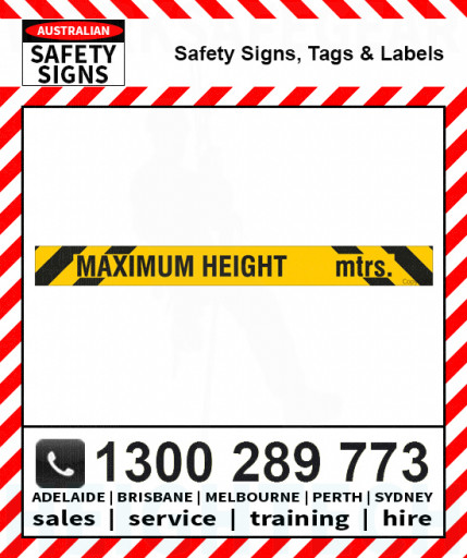 MAX HEIGHT SPECIFY MTRS 150X1500mm Metal