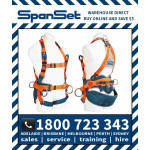 Spanset 1500 ERGO Full Body Height Safety Harness
