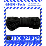 Arresta Tactical Response Rescue Rope 11.5mm Black rated 3000kg