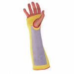 "ARACUT Kevlar Arm Sleeve Leather reinforcement 14"" (4150055)"
