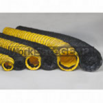 Allegro 8 Blower Ducting 15ft (9500-15-WSG)