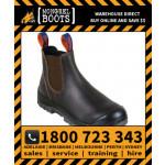 Mongrel Oil Kip Elastic Side  Boot Safety Work Boot Victor Footwear Shoe (545030)
