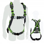 SMALL Miller AirCore Construction Harness (M1020218)