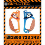 Skylotec Left or Right Hand Ascender with Grip 8-13mm rope clamp