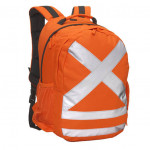 Brahma Caribee Calibre Hi Vis Reflective Tape Work Cycle Back Pack (5801)