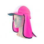 Uveto PINK Micro Mesh Gobi Over Hat Helmet Add-on