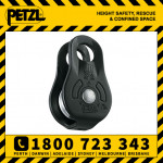 Petzl Tactical Black FIXE 5kn Pulley (P05WN)