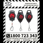 CT Strong Built Series Fall Arrest Block (8G206)