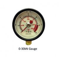 Hydrajaws Medium Duty Analogue Gauge 30kN (MDG030)