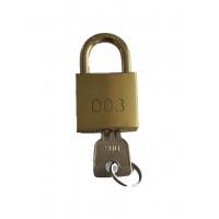 Firex 003 Padlock with two keys (FXLOCKPAD)