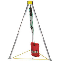 MSA WORKMAN TRIPOD, 2.3M HEIGHT-Rescue Master Kit 15m