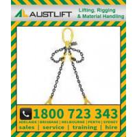 10mm X 6m Two Leg Chain Sling (941026)