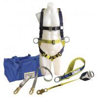 3M DBI-SALA Construction Harness Kit (1900-0004)