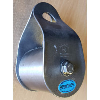 SRT Silver Belay Pulley SWL 3300kg Max 3000kg