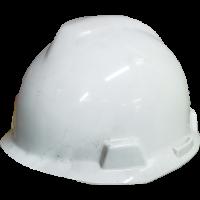 MSA scaffies/ riggers cap