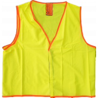 X-Large  Day Yellow Fluro Safety vest