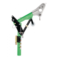 Advanced 300-735mm Adjustable Offset Upper Davit Mast - Use with Lower Extension