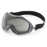 Eyres 315 CLASSIC G Medium Impact Goggles Eye Protection Safety Eyewear Specs Matt Smoke Frame, Grey Anti-Fog Lens Coating (315-MS-GYAF)