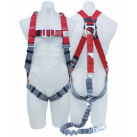 3M™ PROTECTA® PRO Riggers with Elasticated Integral Lanyard and Snap Hook AB127-36.jpg