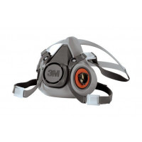 3M Large Standard Half Face Respirator (6300)