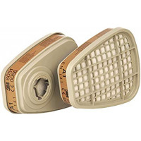 3M A1 Organic Vapour Cartridge Filter A1 Organic Vapour Cartridge Filter (6051)