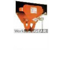 5T GIRDER TROLLEY WITH CLAMP, OGCT05