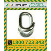 5mm Split Link, Zinc (701050)